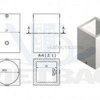 Cung cấp phụ kiện phòng tắm kính chất lượng mẫu mã đa dạng