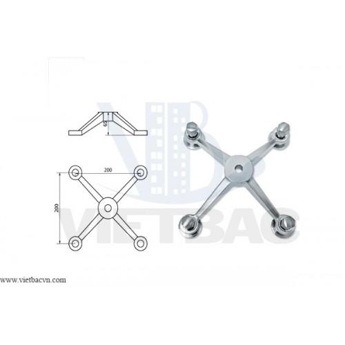 Kiềng nối kính Spider VBS444