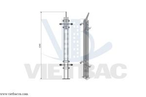Trụ Lan Can VB-C13