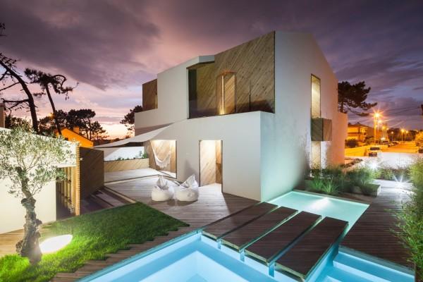Những bể bơi trong nhà đáng mơ ước)
